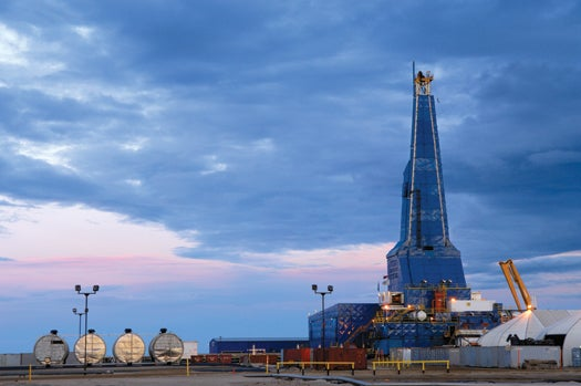 At The End Of The Earth: The Longest, Deepest Oil Wells In The World