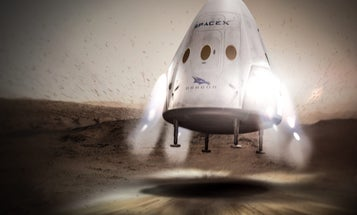 Elon Musk Wants To Put Humans On Mars By 2025