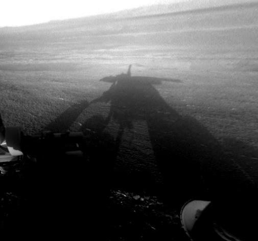 Today On Mars: Curiosity Checks In On Foursquare