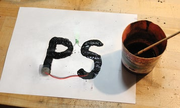 Let Electric Ink Light Up Your Next Project