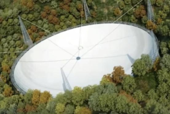 Aperture Spherical Telescope