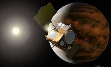 Japan to Launch Venus-Bound Atmospheric Probe Today