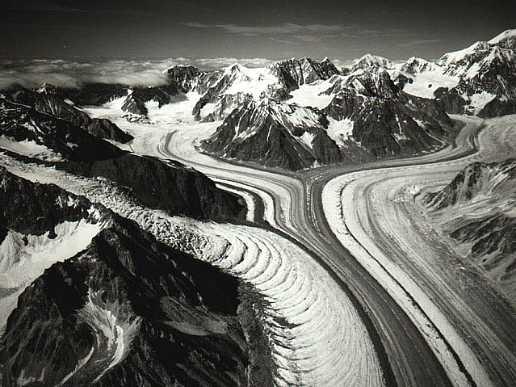 Yenta Glacier