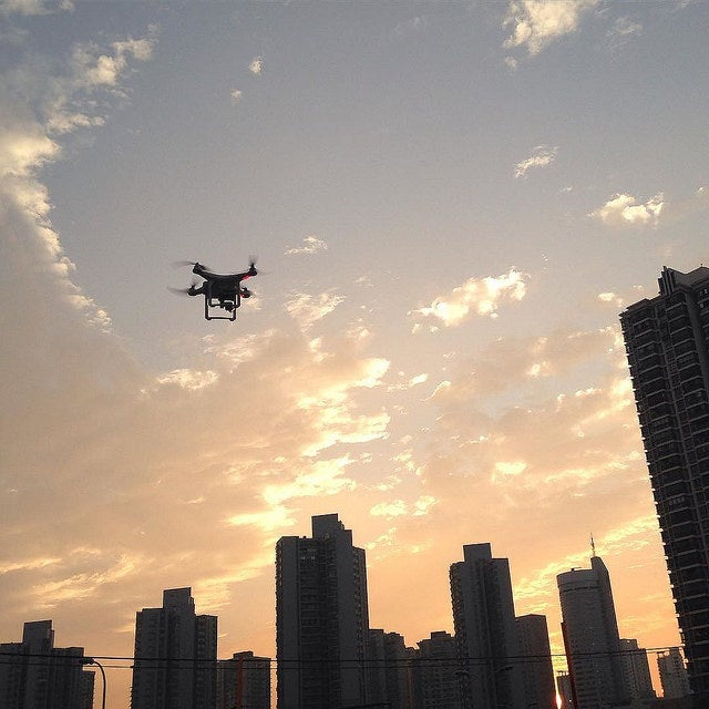 New York City's Fire Department Will Soon Be Using Drones