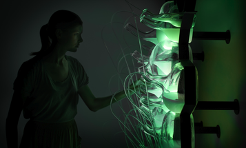 Bacterial Lamp Can Eat Your Sewage and Light Up Your House