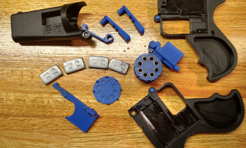 3D-Printed Gun Named After An Arrested Gunmaker