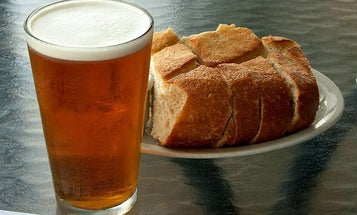 How Bread, Beer, And Soy Sauce Changed The Human Microbiome
