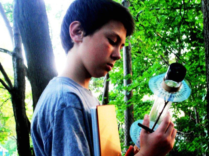 13-Year-Old Designs Super-Efficient Solar Array Based on the Fibonacci Sequence