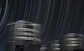 Very Large Telescope Dances With the Stars