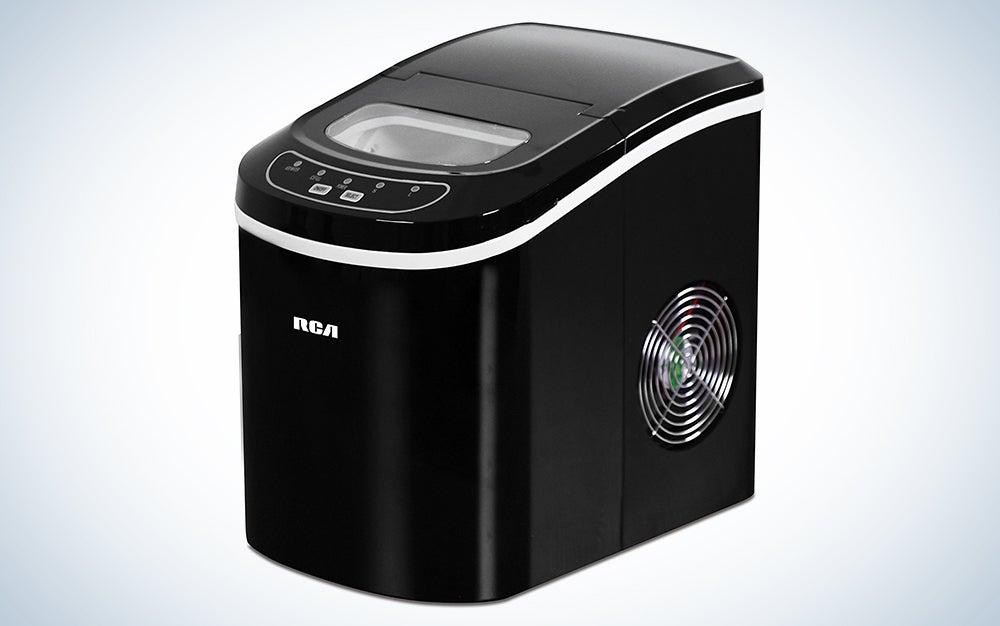 RCA-Igloo Compact Ice Maker
