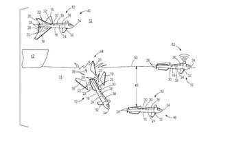 Boeing Patented A Drone That Flies, Submerges, And Swims