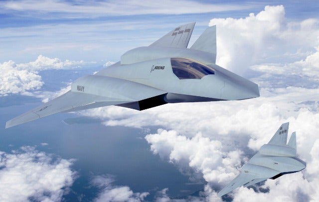 Pentagon Wants Artificial Intelligence In Future Fighters