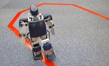 Japanese Robots Will Run In First-Ever Full-Length Robot Marathon