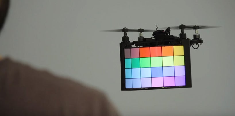 Are drone swarms the browser of the future?