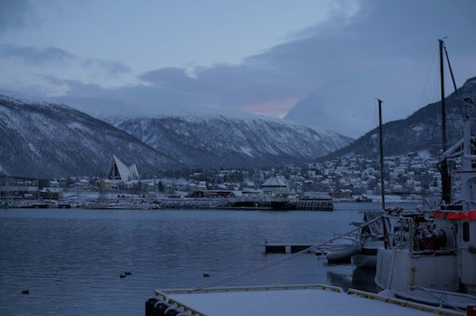 Dispatches From The Arctic: The Science And Geopolitics Of A Warming Arctic