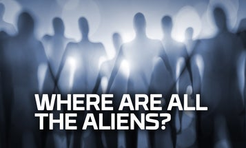 'Future First': Where Are All The Aliens?