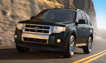 Ford Confirms Four-Cylinder EcoBoost Engine