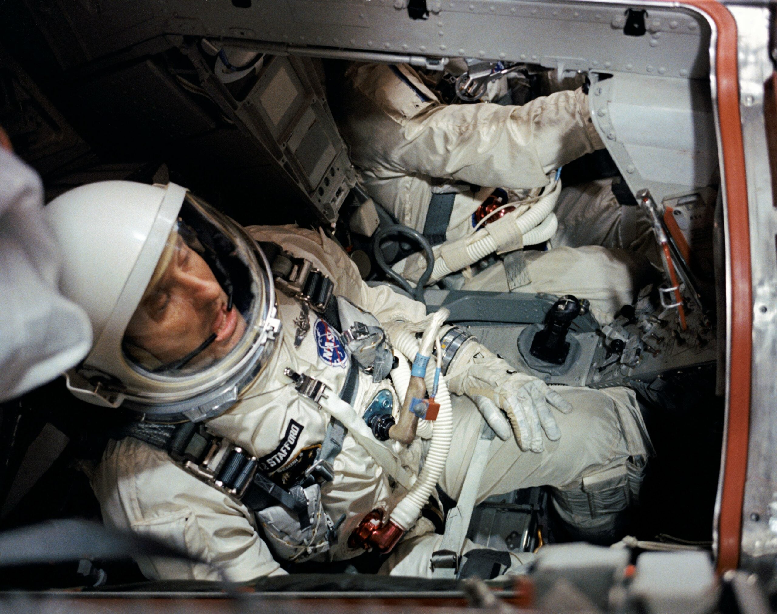 Like Wally Schirra and Tom Stafford Before Her, Lady Gaga Will Perform in Space