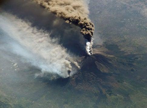 Predicting Eruptions