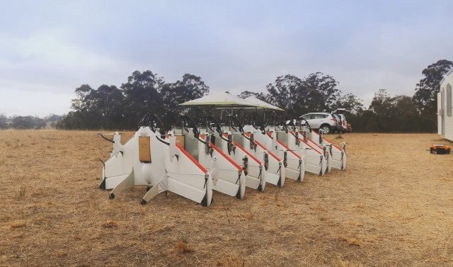Project Wing Drones
