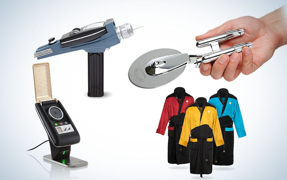 Star Trek deals Think Geek