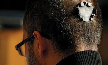 A Cyborg Captures Photos To Highlight How Surveillance Has Permeated Our Society