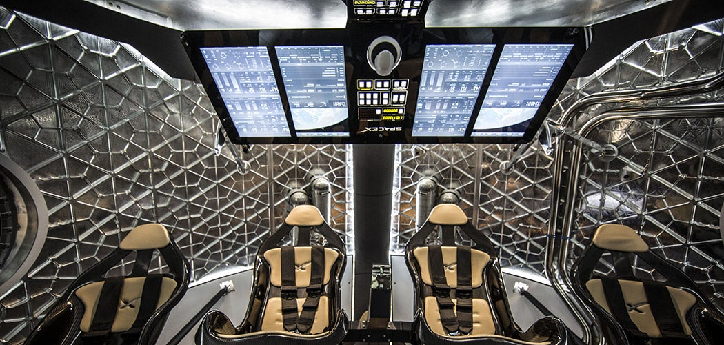 As Boeing Slips, SpaceX Will Likely Be First Company To Carry Astronauts