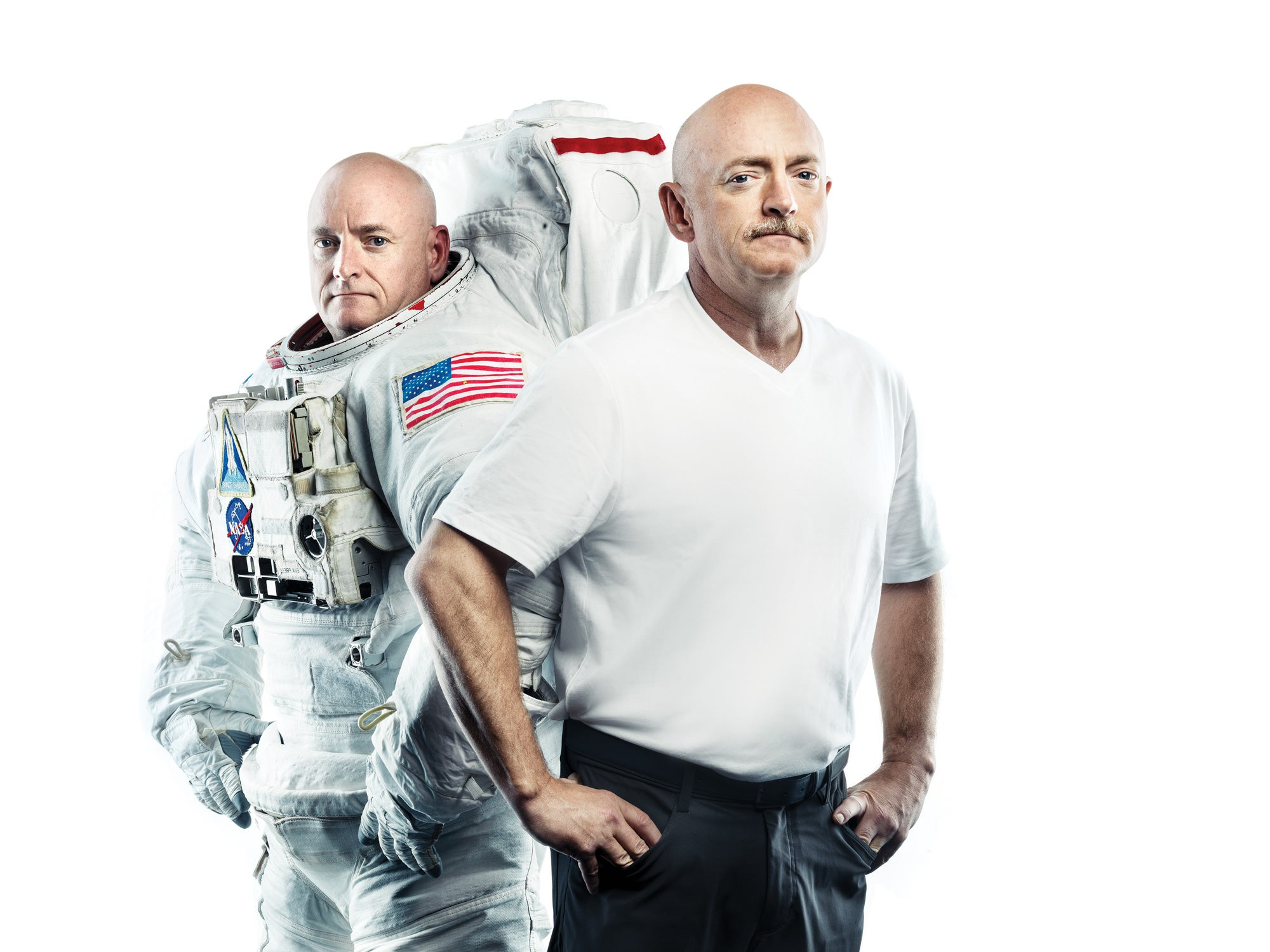 Astronaut Mark Kelly On Life In Space