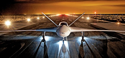 Air Force Wants Drones That Can Sense Other Airplanes' Intent