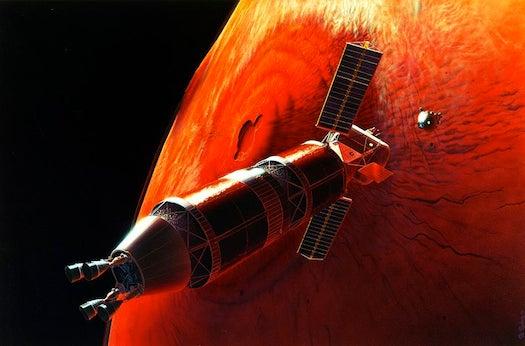 Where Elon Musk's Interplanetary Transporter Should Go Next