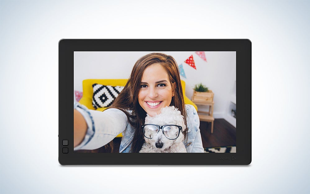 Nixplay Seed Digital picture frame