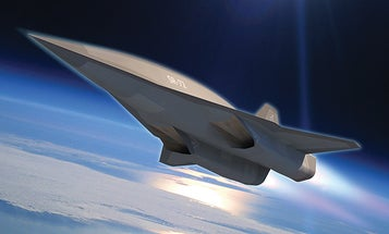 Lockheed Martin Is Developing A Hypersonic Spy Plane