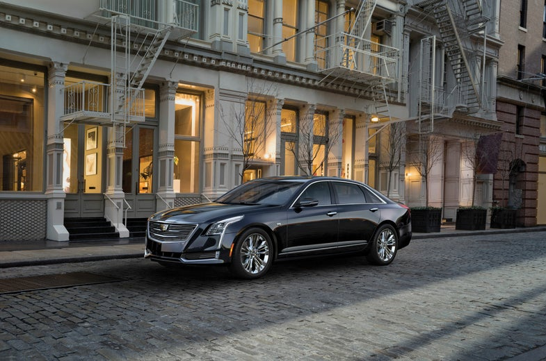 A Look At Cadillac's New High-End Hybrid