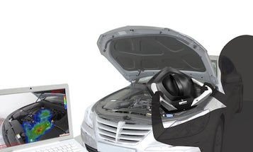 This Sound Camera Could Help You Fix Your Car