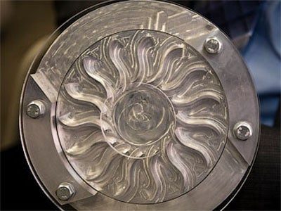 Shockwave-Generating Wave Discs Could Replace Internal Combustion Engines