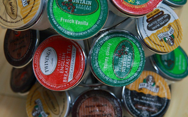 Keurig Wants To Lock Down Its Pods With Coffee DRM