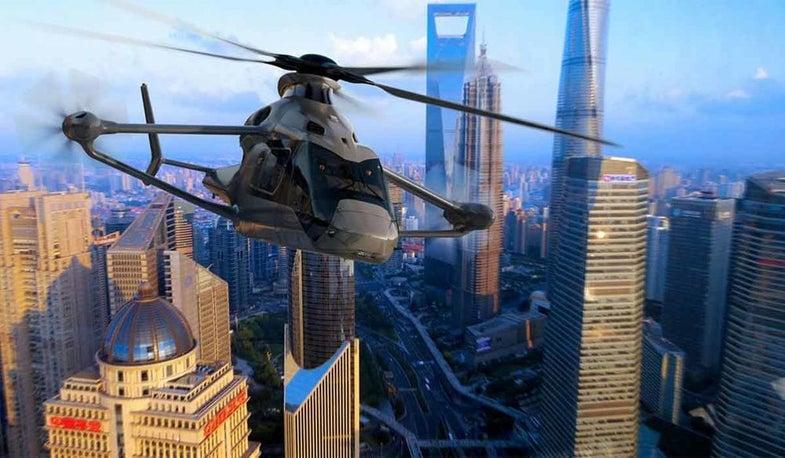 airbus chopper
