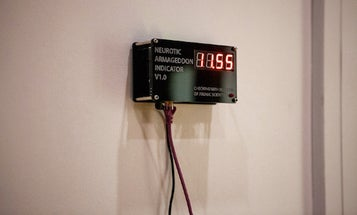 This Clock Tracks The End Of The World