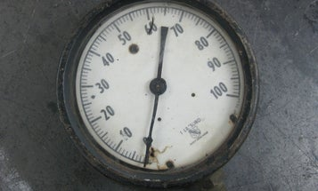 The Dissection: Air Pressure Gauge