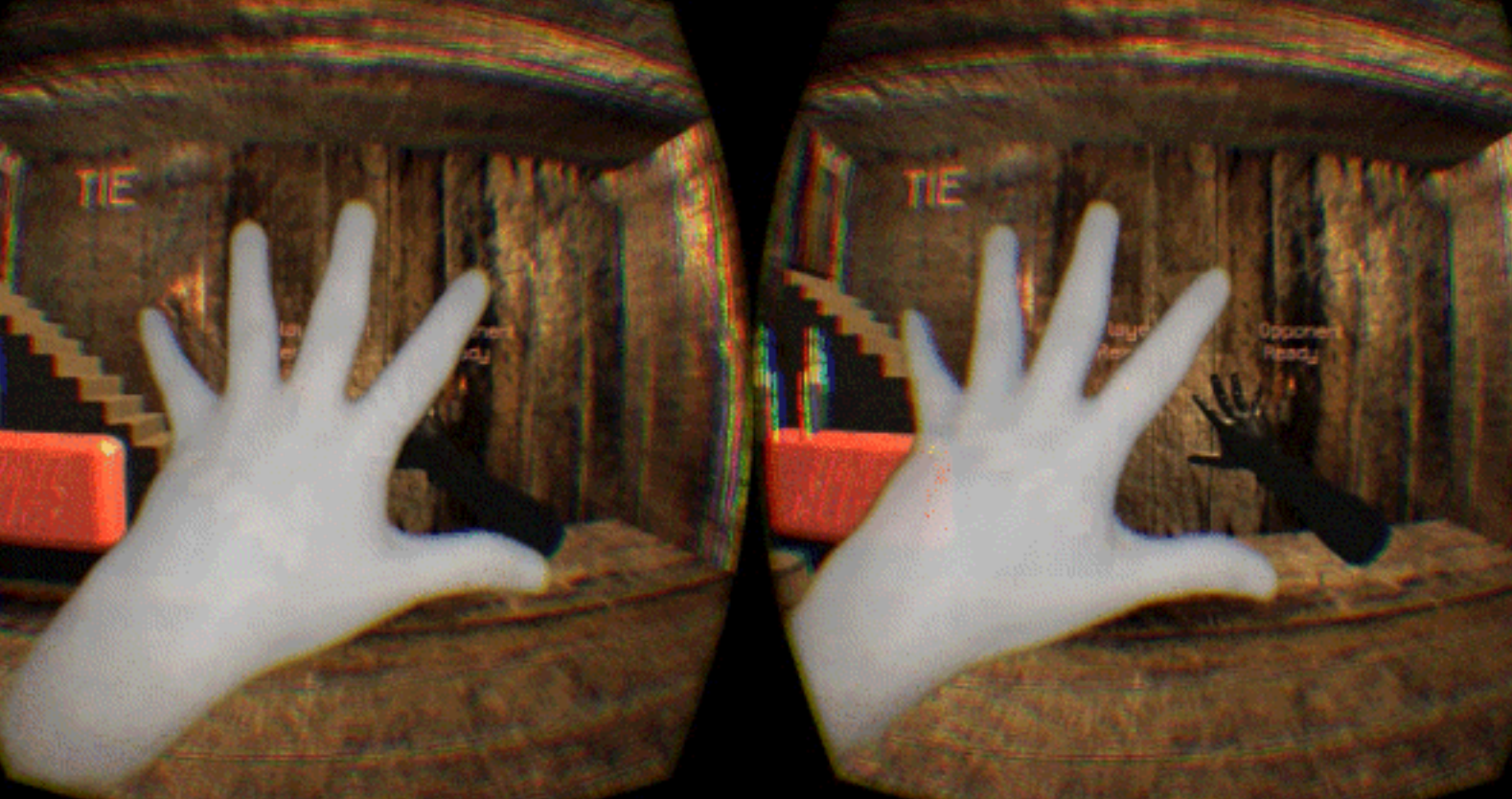 You Can Finally Play 'Rock, Paper, Scissors' in Virtual Reality