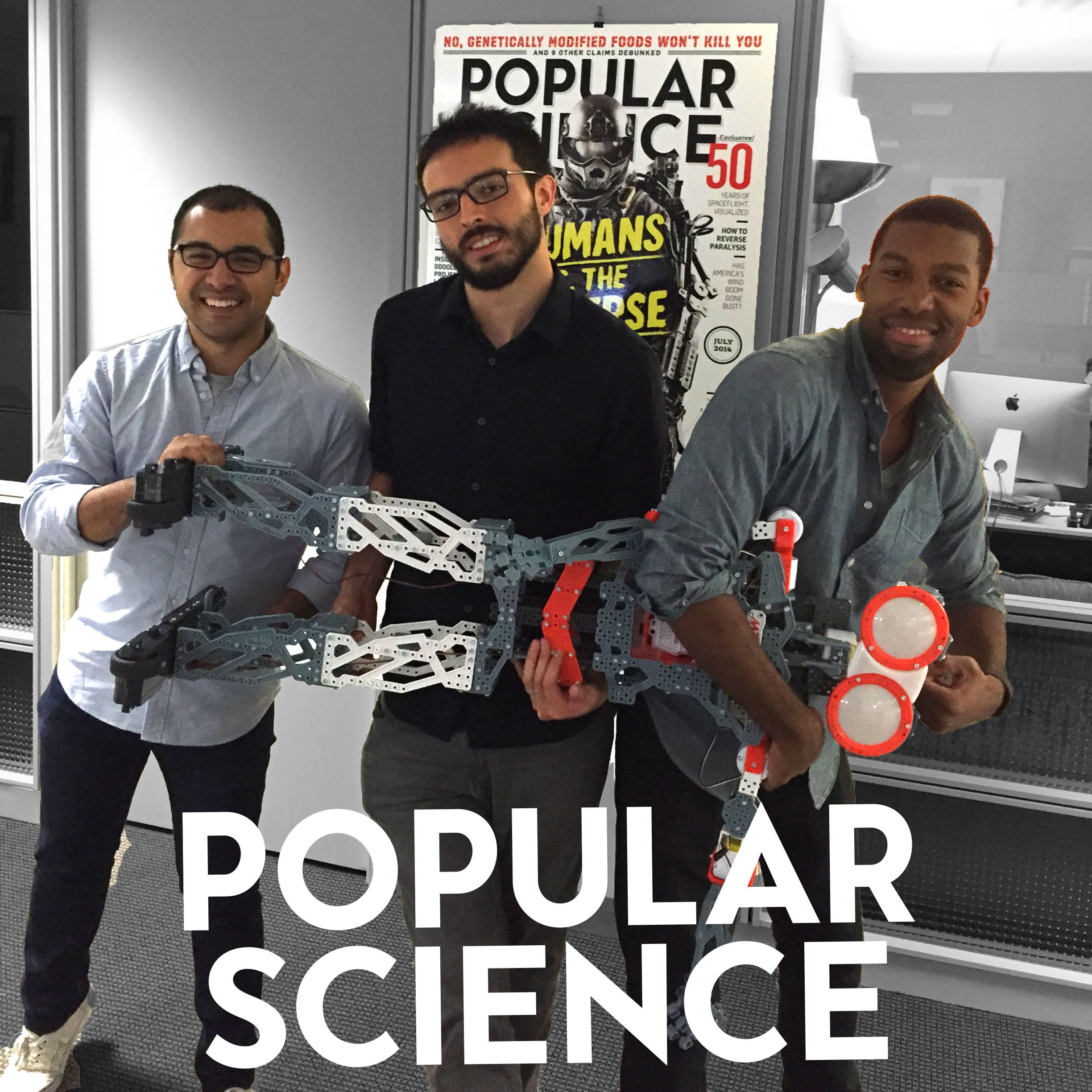 The PopSci Tech Podcast Is Here