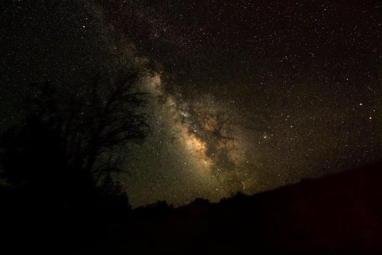 Over 80 Percent Of People On Earth Live Under Light-Polluted Skies