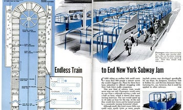 Archive Gallery: The Futuristic Glories of Old New York