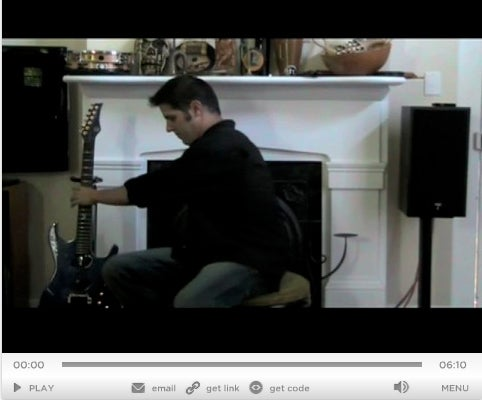 Test Shred: The Moog Guitar