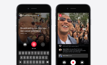 Public Figures Can Now Livestream Directly To Your Facebook News Feed
