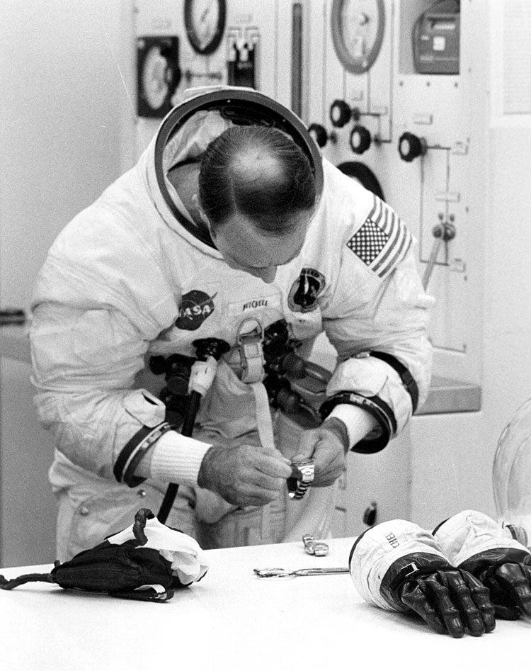 """Astronaut"