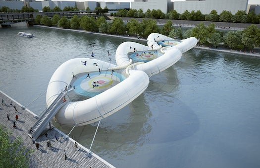A Trampoline Bridge Design And Other Amazing Images From This Week