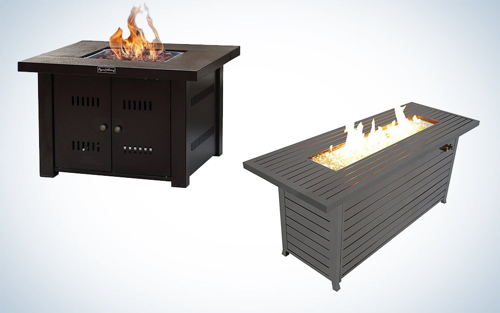 Legacy Heating fire pits
