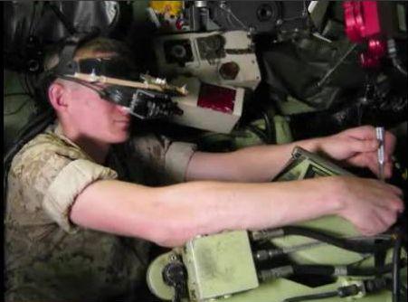 Augmented Reality Goggles Make Marine Mechanics More Efficient