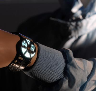 Stylish Fraunhofer Lab-in-a-Wristwatch Warns of Impending Medical Emergencies Before They Strike